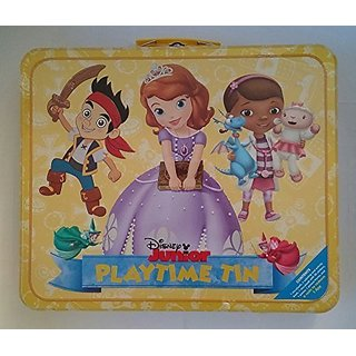 Disney Junior Playtime Tin