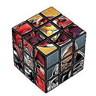 Avengers Puzzle Cube Favor (Each) - Party Supplies