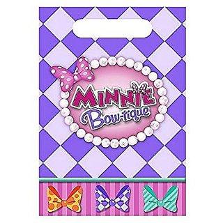 Disney Minnie Favor Bags