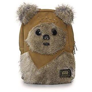 Loungefly Mini Star Wars Backpack (Ewok)