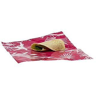 WRAPEAT REUSABLE FOOD SUB & TORTILLA WRAP PACK-X3 MULTIPACK FOR LUNCH BOXES AND LUNCH BAGS