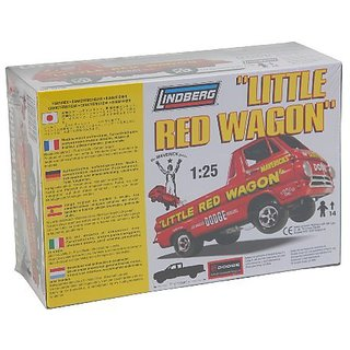 Lindberg Dodge Little Red Wagon