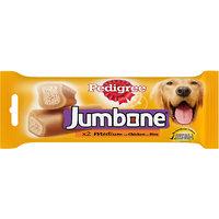 Pedigree Jumbone( Adult - Dog Treats) , Chicken And Rice ,2.40 Kg ( Pack Of 12 ,2 Sticks)