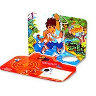 Go Diego Go! Pop-Up Activity Place Mats (4ct)