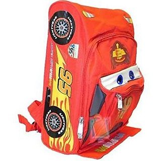 Disney Cars Backpack Piston Cup McQueen Toddler 12
