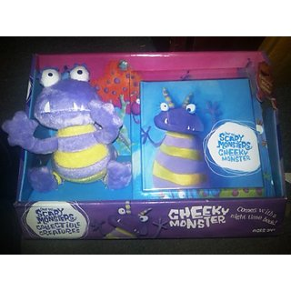 Cheecky Monster Scary Monster by Fisher-Price