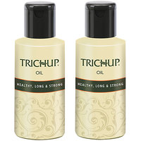 Trichup Healthy Long  Strong Herbal Hair Oil (100 Ml) (Pack Of 2)