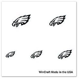 NFL Philadelphia Eagles 75870091 Fingernail Tattoos