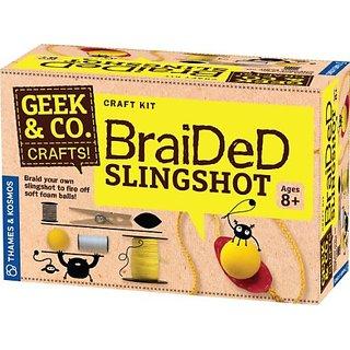 Geek & Co. Craft Braided Slingshot