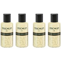 Trichup Healthy Long  Strong Herbal Hair Oil (100 Ml) (Pack Of 4)