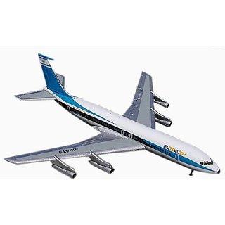 Gemini Jets EL AL B707-320B C 1:400 Scale