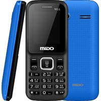 Mido M-11 Feature Phone With Auto Call Recorder Wireless Fm And Multi Language Support