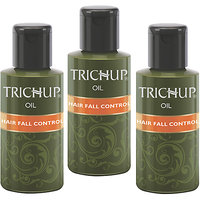 Trichup Hair Fall Control Herbal Hair Oil (100 Ml) (Pack Of 3)