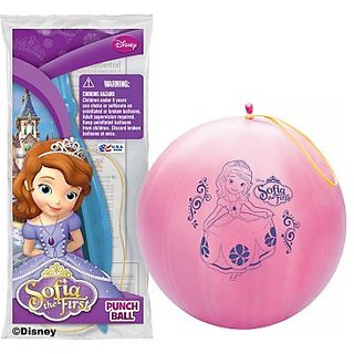 Pioneer National Latex Sofia The First Punch Balls, Set of 6