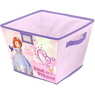 Disney Sofia the First Stackable Storage Bin, 10