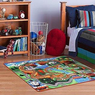 Thomas & Friends Digital Printed Rug, Multicolor, 40