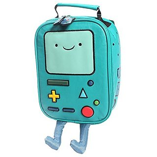 Adventure Time Beemo 3D Lunchbox Cooler Bag
