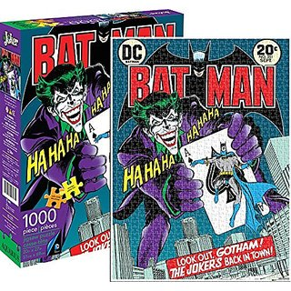Aquarius DC Comics Joker Jigsaw Puzzle (1000 Piece)