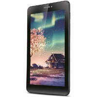 Iball Slide Q45i 3G 8 GB 7 Inch With Wi-Fi+3G  (Metallic Grey)