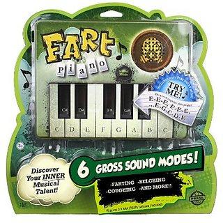 Prank Star Fart Piano, 6 Sound Modes