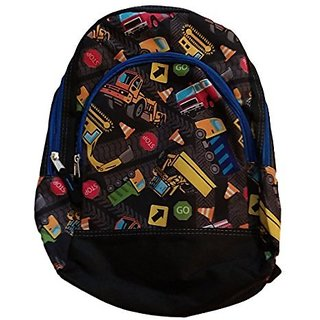 Child Small School Back Pack Blue 14
