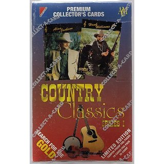 Country Classics Collectors Cards Series I