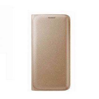 CrackerDeal Flip For  Lenovo K6 Note  - Golden