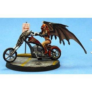 Reaper Kickstarter Motorcycle Sophie