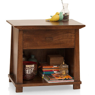 Shagun Arts - Toledo Bedside Table
