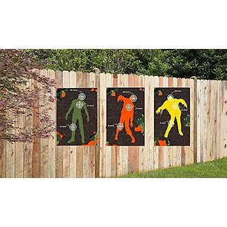 Dart Tag Themed Party Supplies (Zombie Targets)