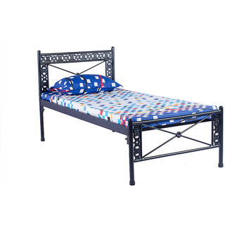 Metal Single Bed - B-21
