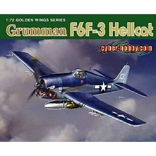 Cyber Hobby 1 72 Grumman F6F-3 Hellcat - Wing Tech Series