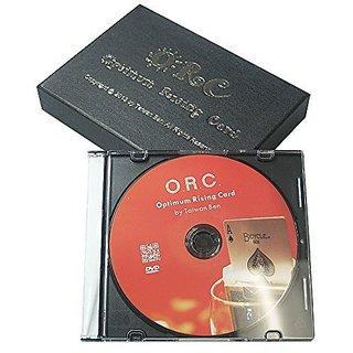 MMS O.R.C.(Optimum Rising Card) by Taiwan Ben - Trick