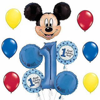 Disney Mickey Mouse Clubhouse 1 Happy Birthday Balloon Kit