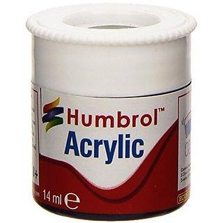 Humbrol Acrylic Paint, Extra Dark Sea Grey