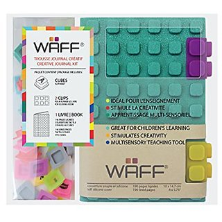 WAFF Combo Medium Glitter Malachite Toy