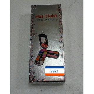 MISS CLAIRE MAKEUP KIT-9921 FREE 1 LIP PENCIL