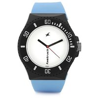 Fastrack 9949pp03 White Analog Men's Watch