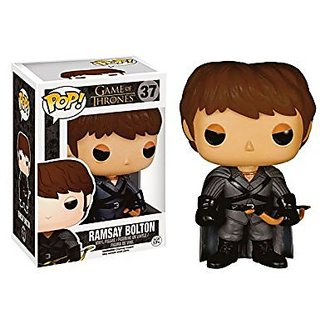 Ramsay Bolton Game of Thrones Gamestop Exclusive Funko Pop