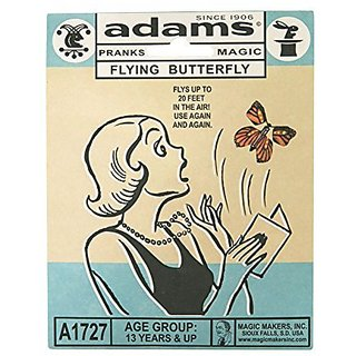 Flying Butterfly - SS Adams