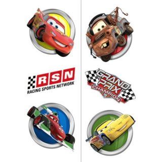 Disney Pixar Cars Dream Party Tattoos 12 Pack by Hallmark