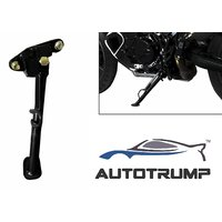 AUTOTRUMP Bike Side Stand Assembly for Bajaj Discover -125cc