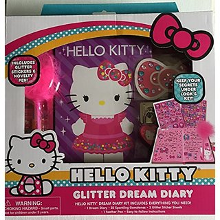 Hello Kitty Dream Diary