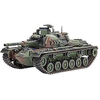 Revell Germany M48A2GA2 Patton Tank Kit