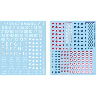 French: French Decal Set