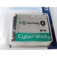 New R Type NP-FR1 Lithium-ion Rechargeable Battery For Sony Camera