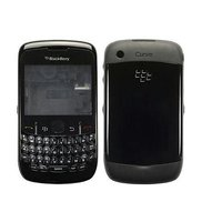 Black 100% ORIGINAL Full Body Panel For Blackberry Curve 8520 – Free S.G.