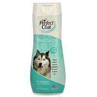 Perfect Coat Shed Control Dog Shampoo, 16-Ounce (I636EA)
