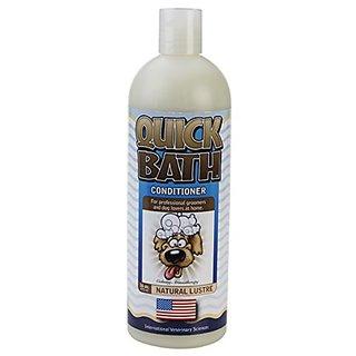 Quick Bath Natural Lustre Conditioner, 16 oz