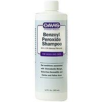 Davis Benzoyl Peroxide Pet Shampoo, 12-Ounce